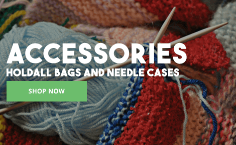 Accessories - Holdall Bags Needle Cases - Shop Now