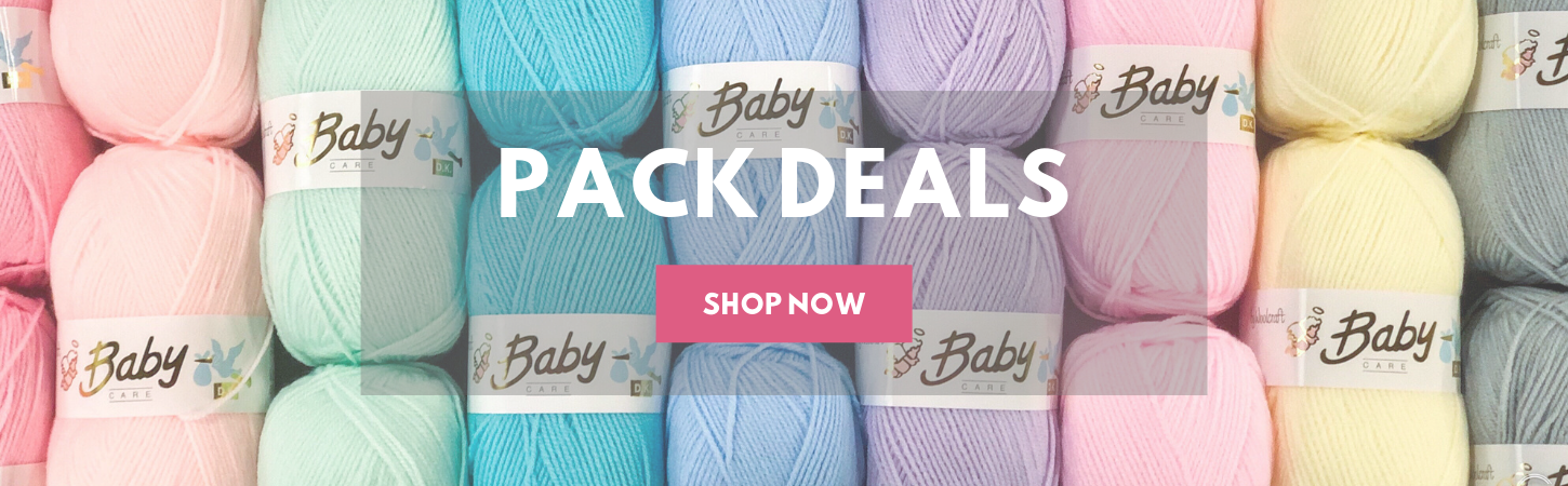 Yarn Pack Deals - Shop Now