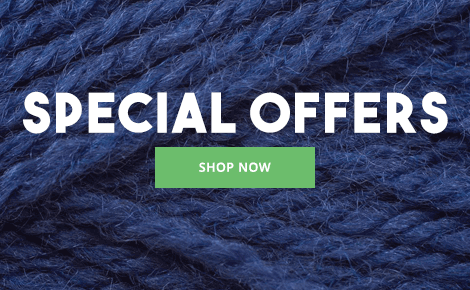 Wool and Yarn Special Offers - Shop Now